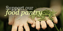 Support Our Food Pantry
