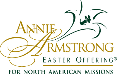 Annie Armstrong Easter Offering Logo